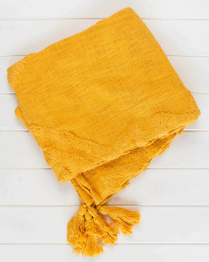 Jaipur Cotton Throw - Assorted Colours