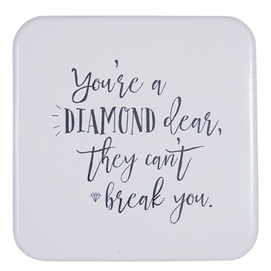 Wall Sign - You're a diamond