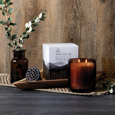 urban rituelle scented candle essential oils