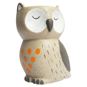 Owl forest friends planter