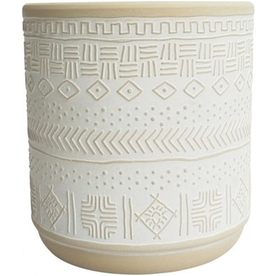 Tribal Planter Sand -2 Sizes