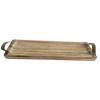 Timber Tray- 2 sizes