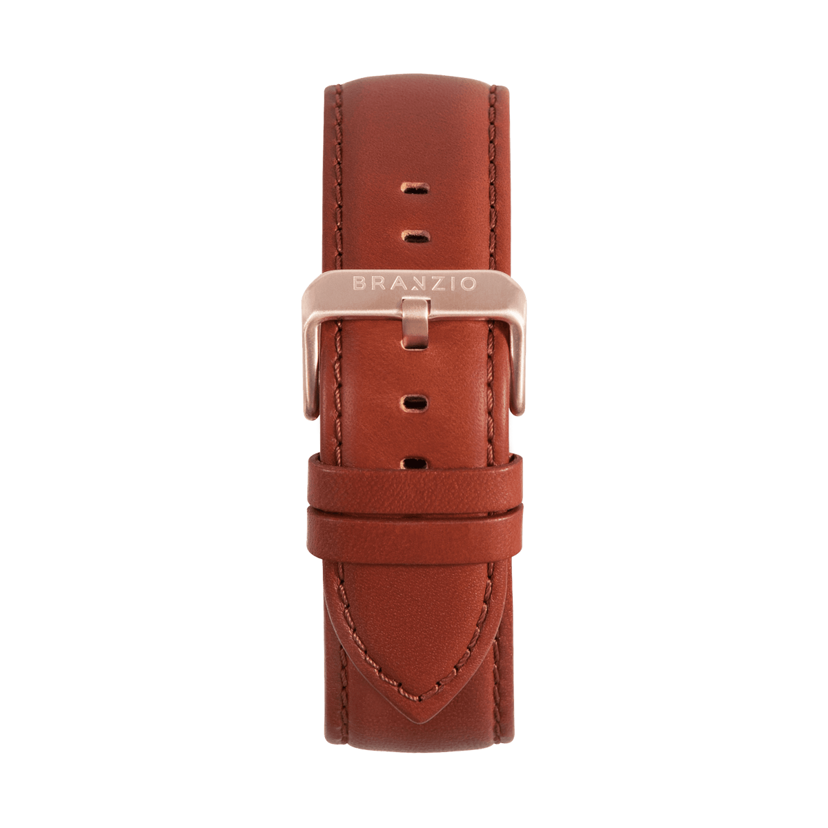 Classic Leather with Rose 24MM