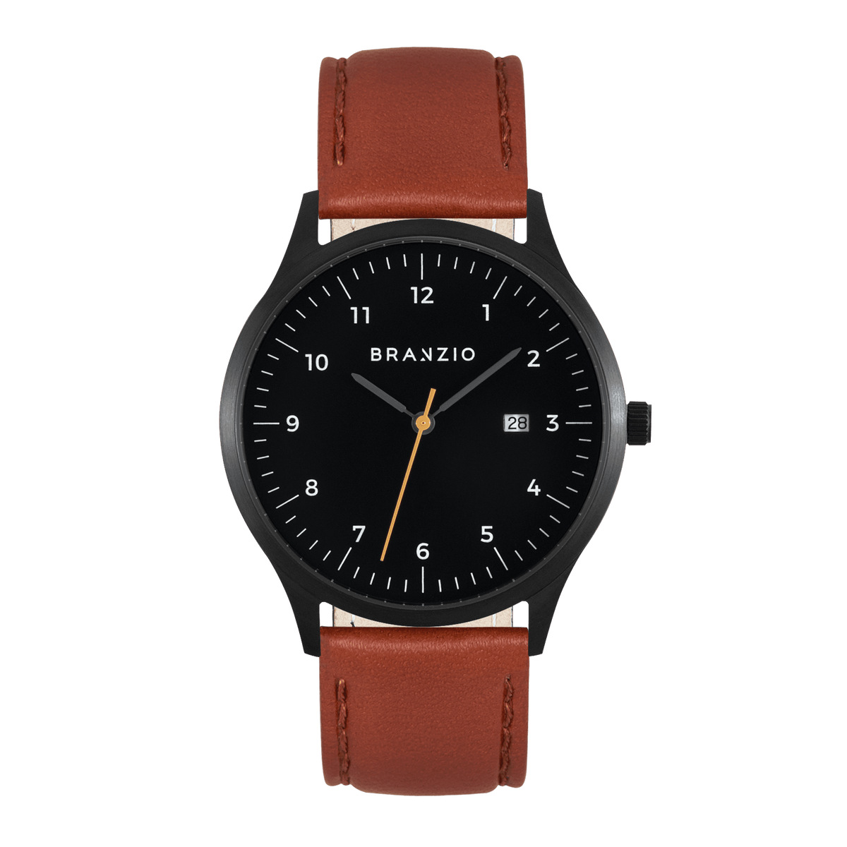 Journal Black 40MM