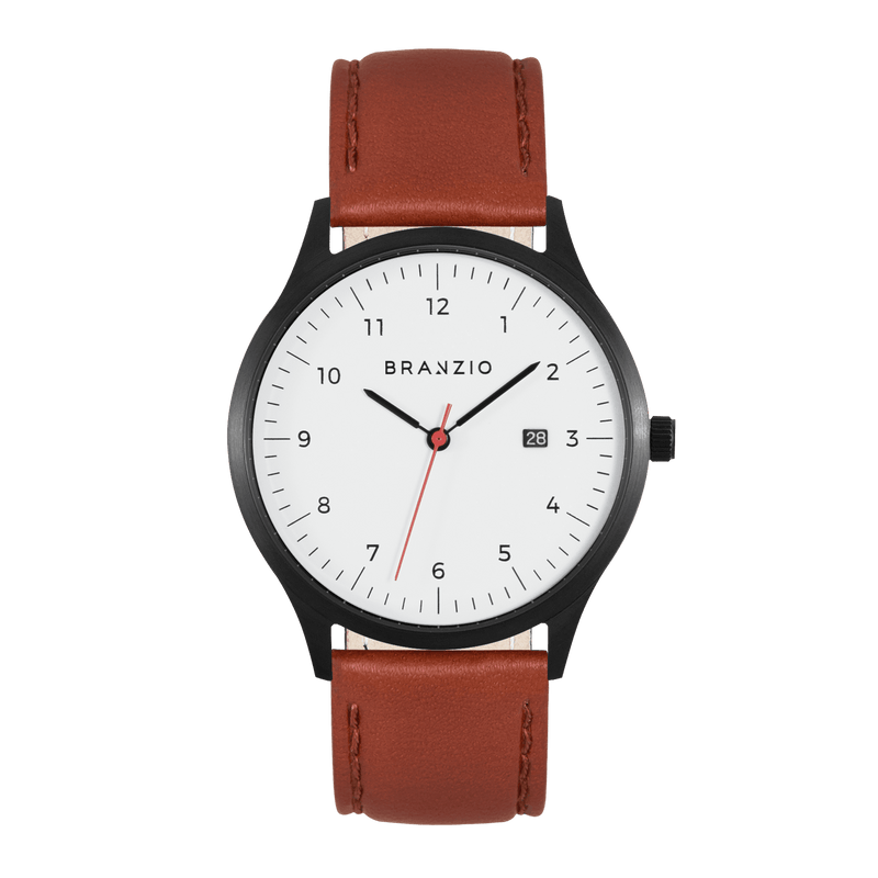 Journal White 40MM