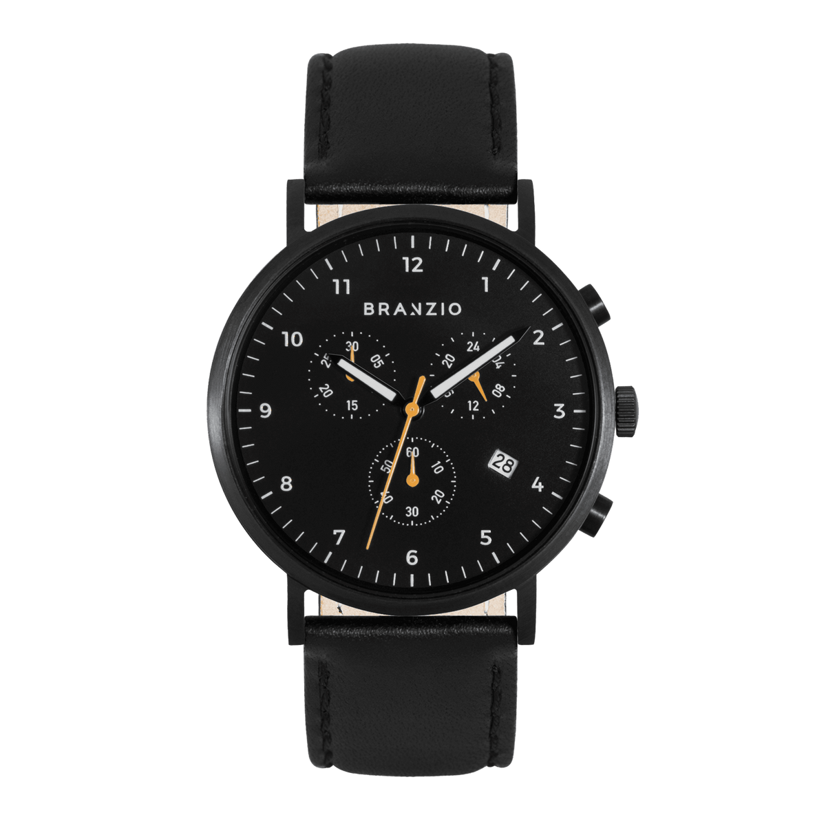Aviator Black 42MM