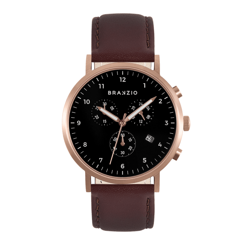 Novelist Black 42MM