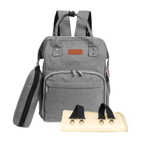 Maternity/Nappy Back Pack With Changing Mat
