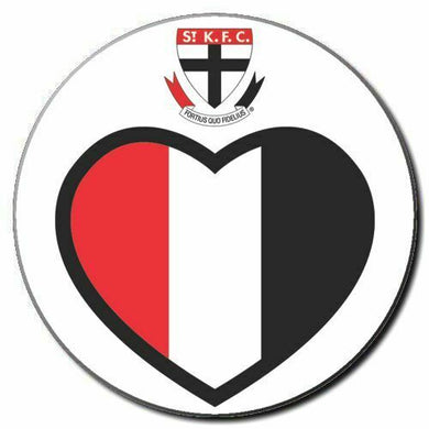 2020 AFL St Kilda Supporter Range - Love Badge