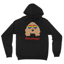 Load image into Gallery viewer, Relaxed Hoodie #DivaPuppy