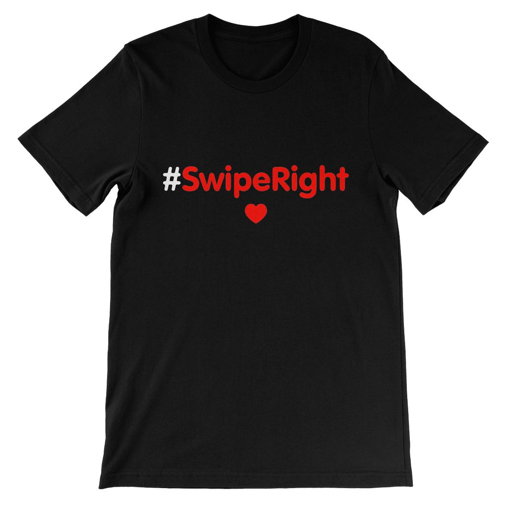 Relaxed T-Shirt #SwipeRight