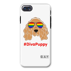 Phone Case #DivaPuppy