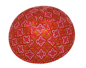 Brocade Metallic Kippot