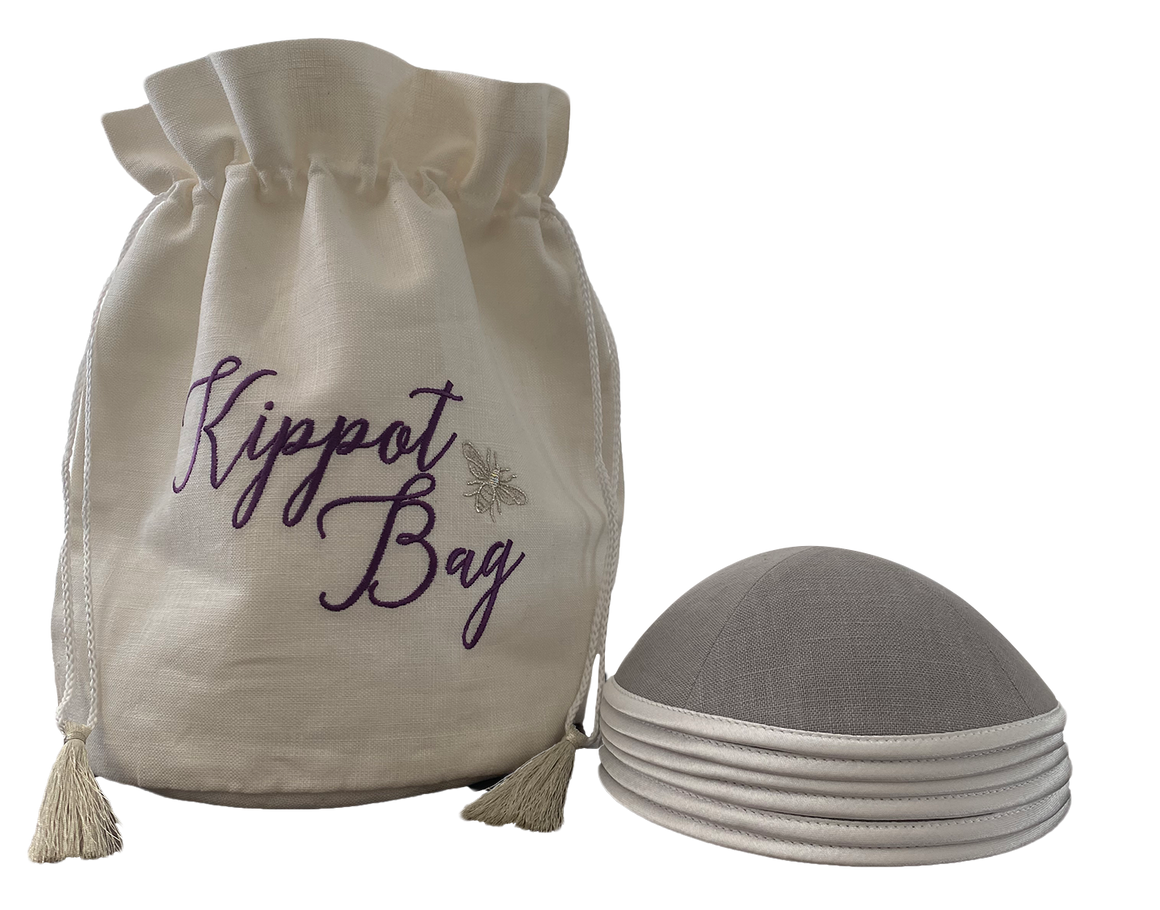 Kippot Gift Set Bee