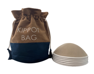"Kippot Gift Set ""Kippot Bag"""