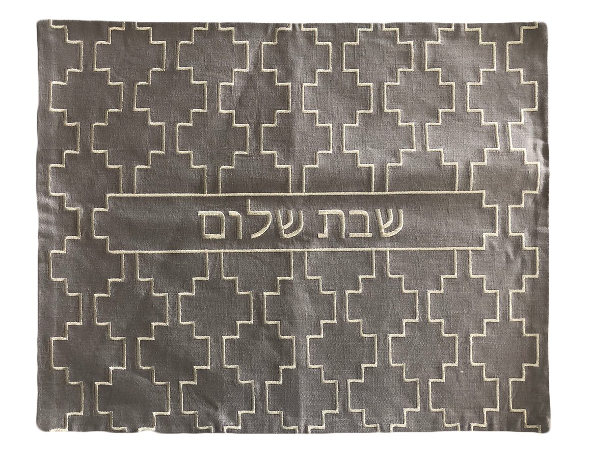 Challah Cover Hexagon
