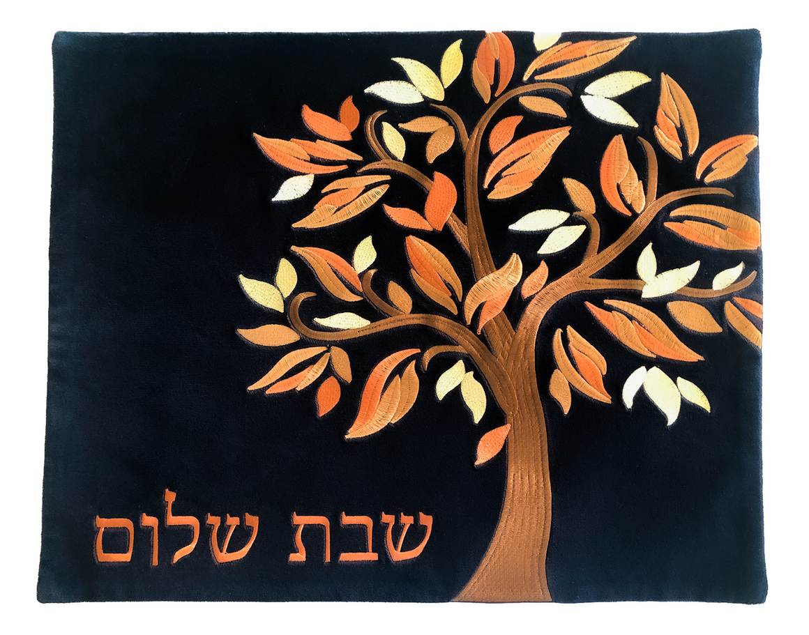 Challah Cover Tree of Life