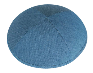 Denim Kippot