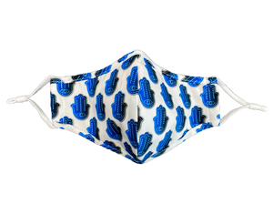 Hamza Pattern Mask