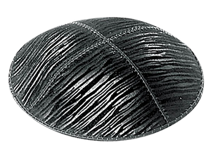 Suede Embossed Coconut Kippot