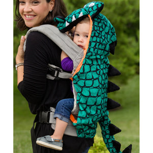 Hungry Crocodile Baby Carrier Cover
