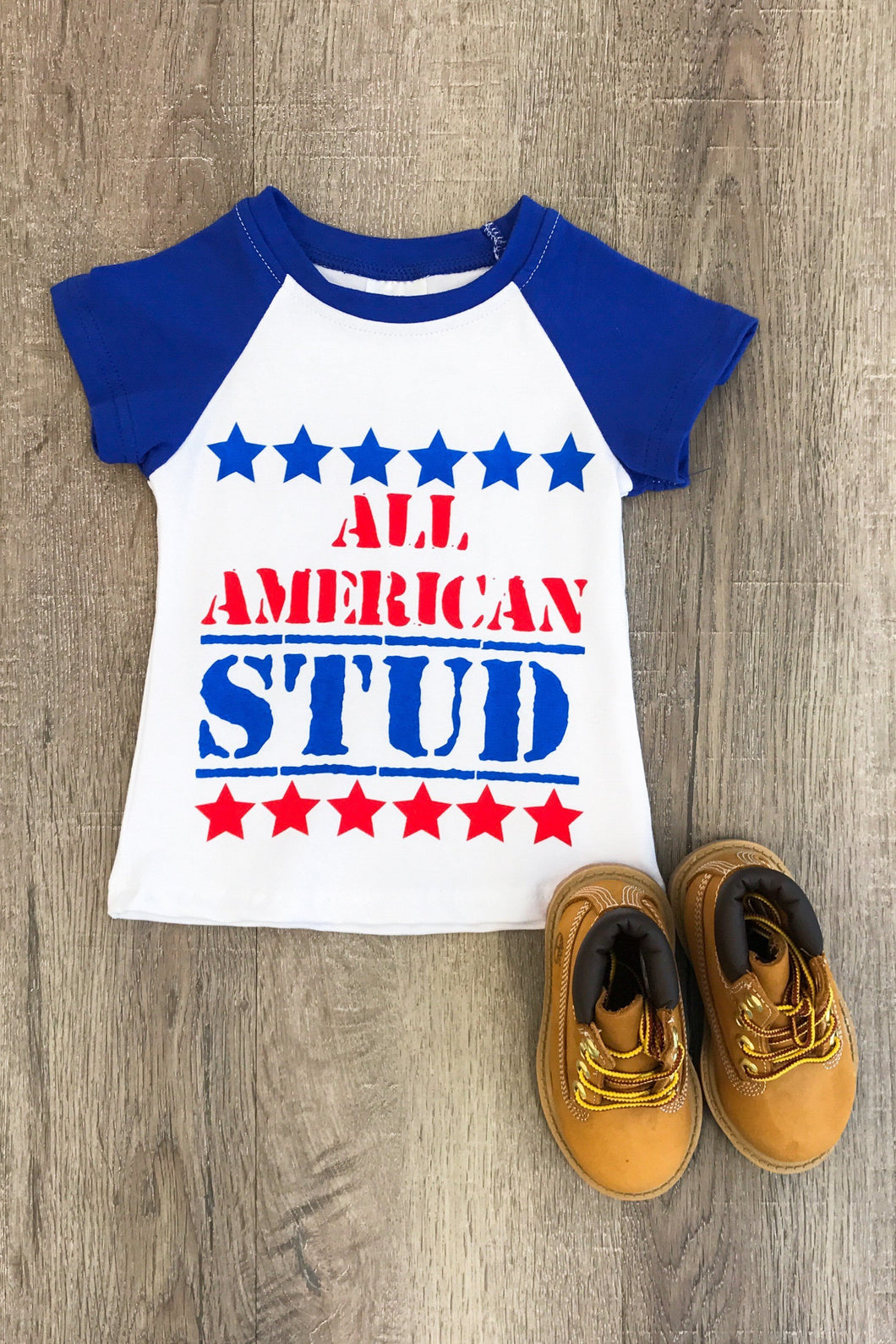 All American Stud T-Shirt