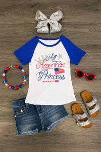 All American Princess T-Shirt