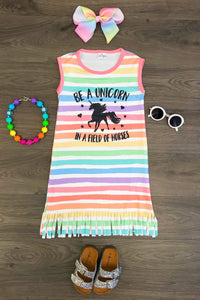 Be a Unicorn in a Field of Horses Dress