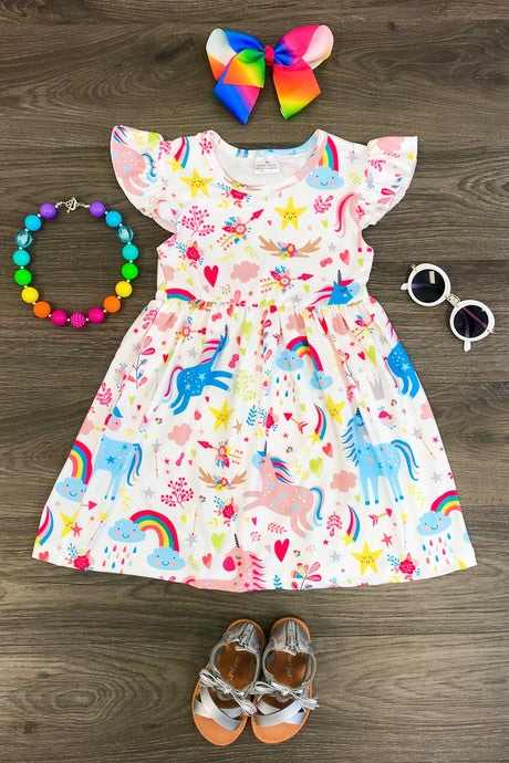 Fairytale Unicorn Dress