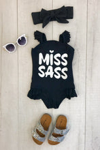 Miss Sass One Piece Swimsuit