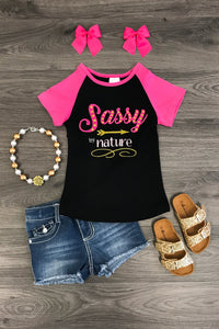 Sassy By Nature T-Shirt