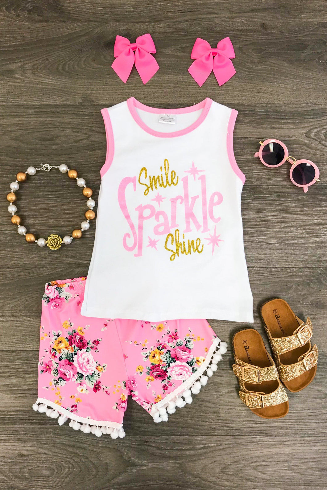 Smile Sparkle Shine Outfit