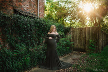 Luisa Maxi Maternity Gown