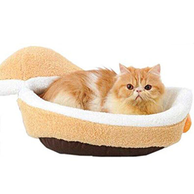Luxury Nest Cushion Pet Bed