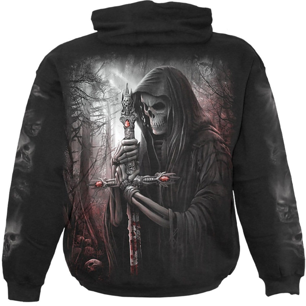 SOUL SEARCHER - Hoody Black - Spiral USA