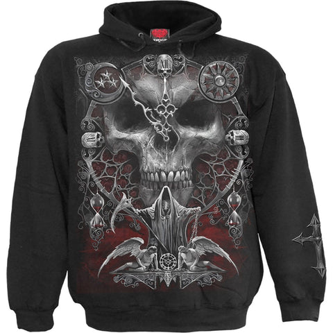 SANDS OF DEATH - Hoody Black - Spiral USA
