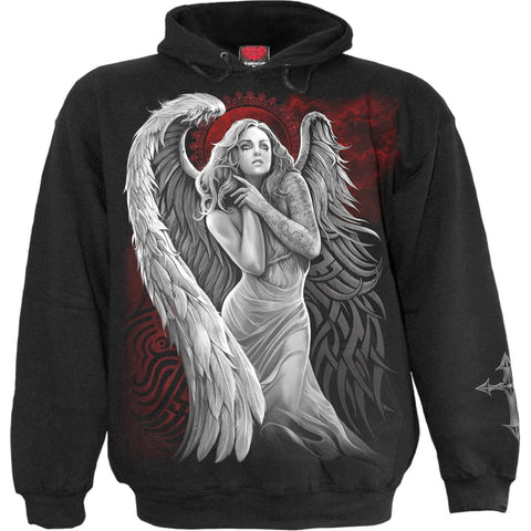 Image of ANGEL DESPAIR - Hoody Black