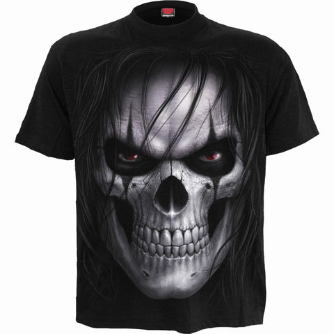Image of NIGHT STALKER - T-Shirt Black - Spiral USA
