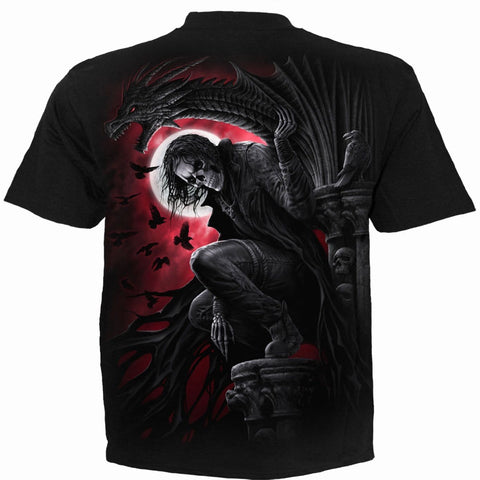 NIGHT STALKER - T-Shirt Black - Spiral USA