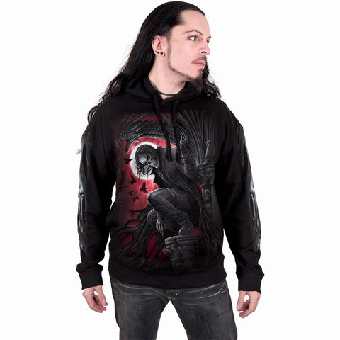 NIGHT STALKER - Hoody Black
