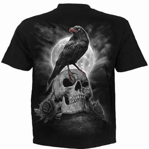 Image of GRAVE WALKER - T-Shirt Black