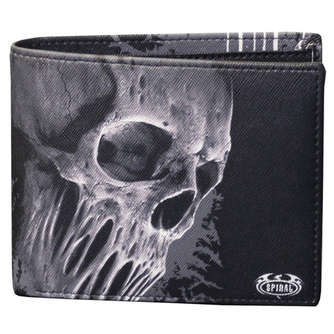 Image of BAT CURSE - BiFold Wallet with RFID Blocking and Gift Box - Spiral USA