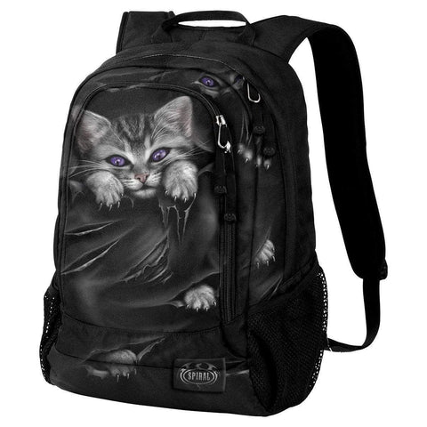 BRIGHT EYES - Back Pack - With Laptop Pocket - Spiral USA