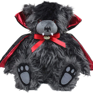 TED THE IMPALER - TEDDY BEAR - Collectable Soft Plush Toy 12 inch - Spiral USA