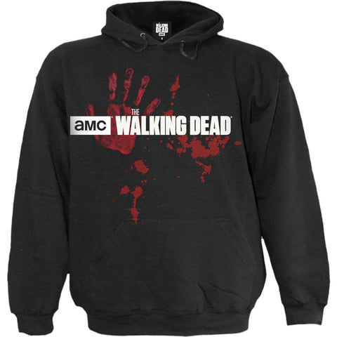 ZOMBIE HORDE - Walking Dead Hoody Black - Spiral USA
