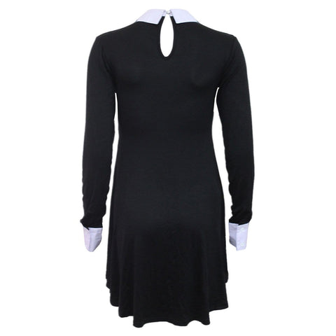 COVEN - BITCHCRAFT - AHS PeterPan Collar Baby Doll Dress - Spiral USA