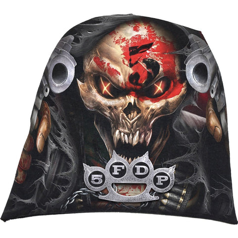 5FDP - ASSASSIN - Licensed Band Cotton Beanies Black