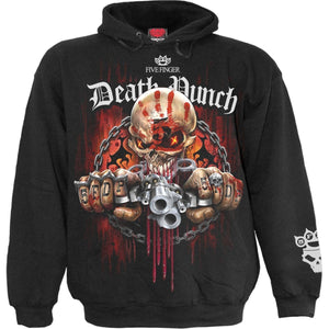 5FDP - ASSASSIN - Licensed Band Hoody Black - Spiral USA