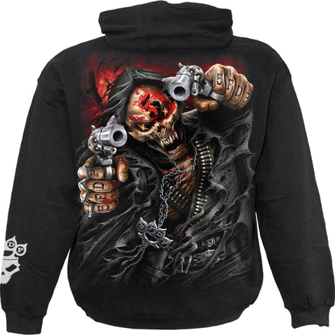 5FDP - ASSASSIN - Licensed Band Hoody Black