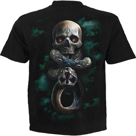 DARK MARK - Harry Potter T-Shirt Black - Spiral USA